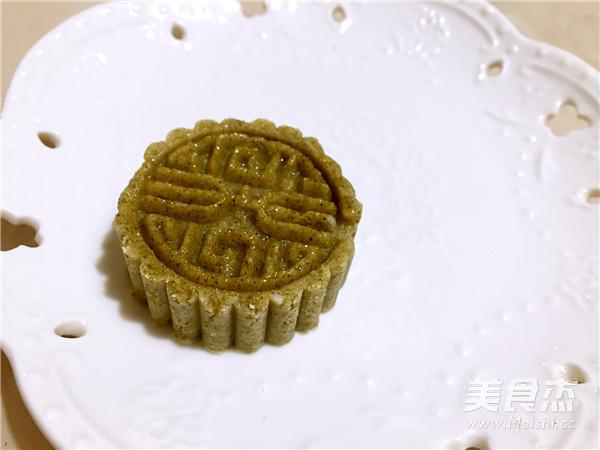 椰香绿豆糕怎么煸