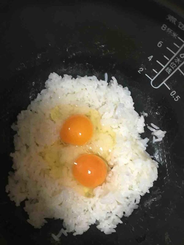 营养炒米饭的做法图解
