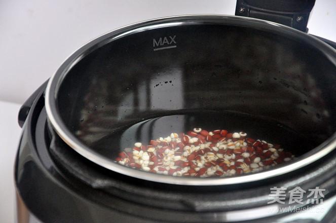 红豆薏仁粥的家常做法