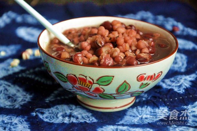 红豆薏仁粥怎么吃