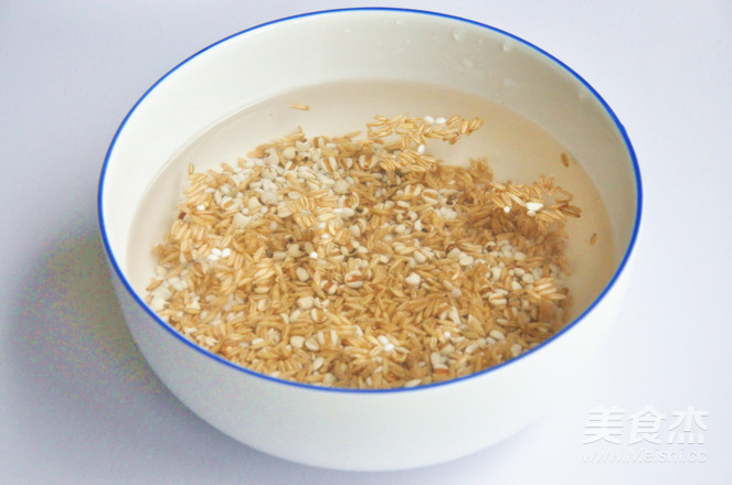 南瓜薏米燕麦米粥的做法图解