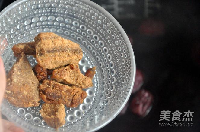红糖红枣黑米粥怎么吃