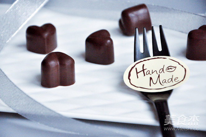 手工巧克力怎么煸