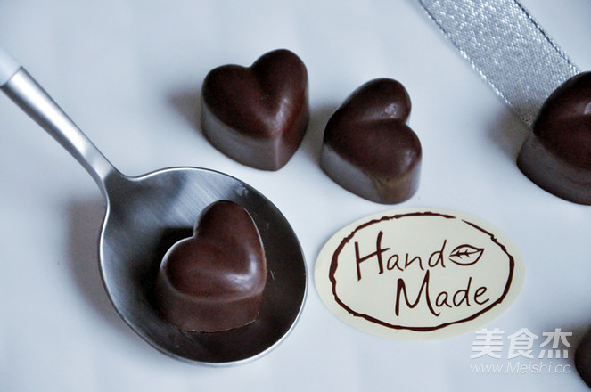 手工巧克力怎样煸