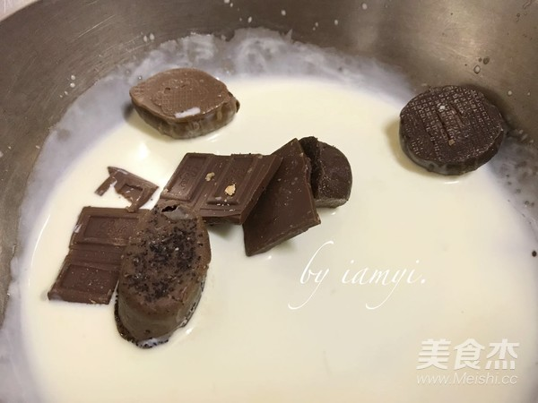 早古味巧克力蛋糕的做法大全
