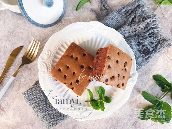早古味巧克力蛋糕的制作