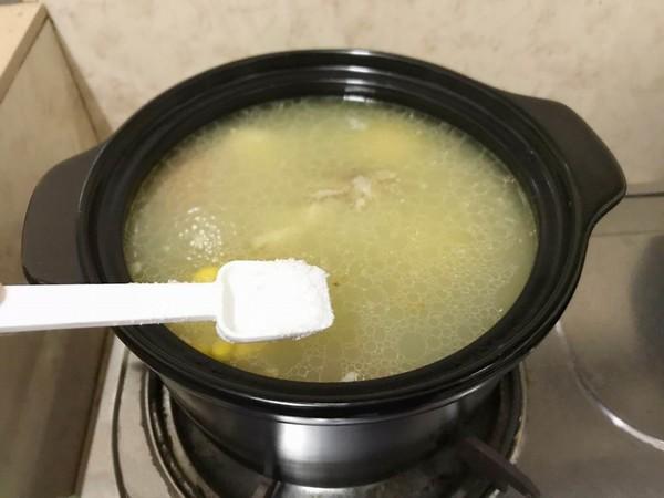 玉米红萝卜排骨汤怎么炒