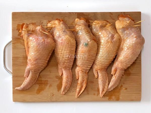 鸡翅包饭怎么煮