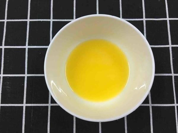 宝宝辅食-黑芝麻蛋卷的做法图解