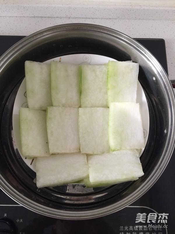 肉末海米冬瓜的做法大全