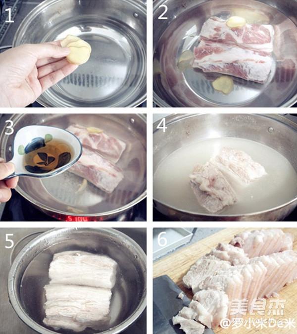 家乡回锅肉的做法图解