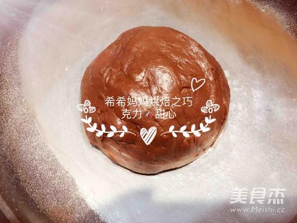 巧克力甜心的简单做法