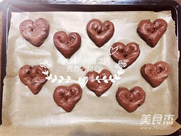 巧克力甜心怎么煮