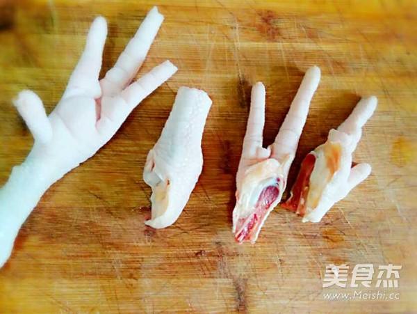 泡椒凤爪的简单做法