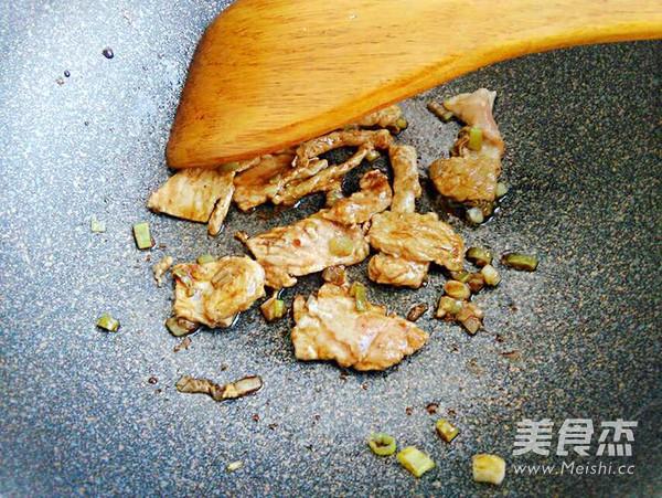 白菜炖冻豆腐怎么炒
