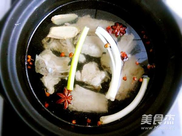 清炖排骨冬瓜的简单做法