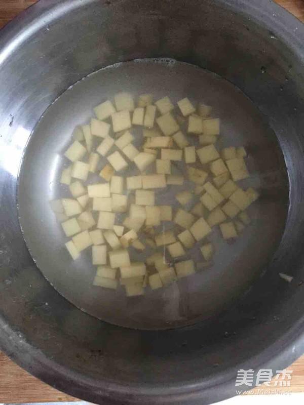 茄子炖土豆的做法图解