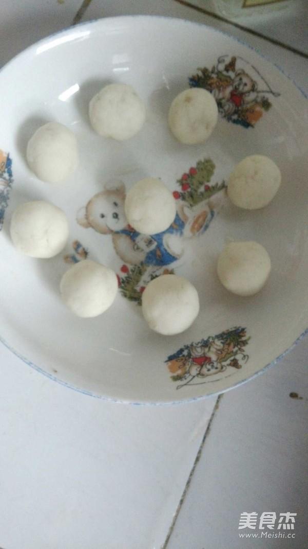 炸红薯丸子的家常做法