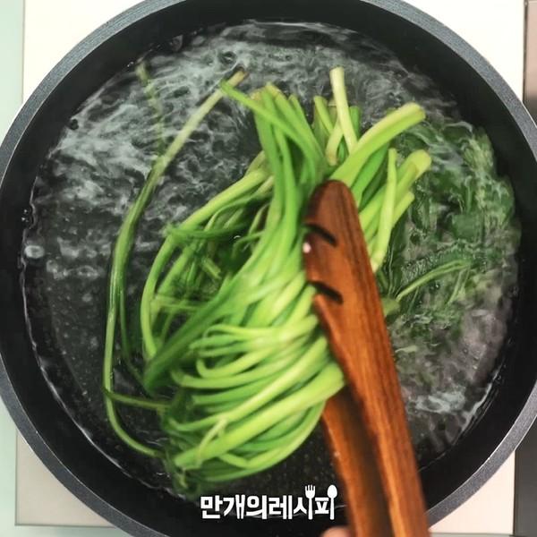 水芹紫菜卷饭的做法大全