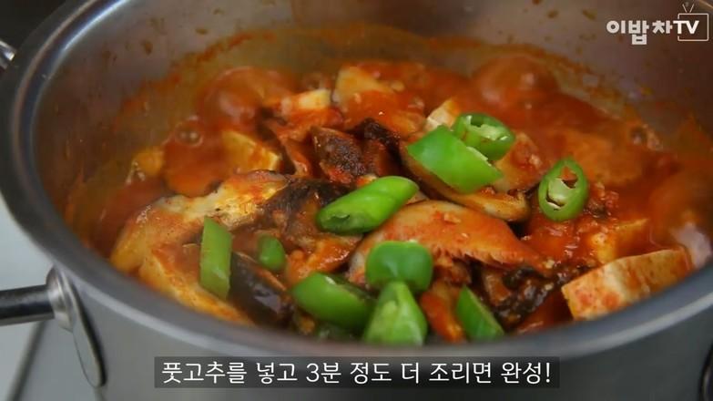 豆腐炖肉怎么做