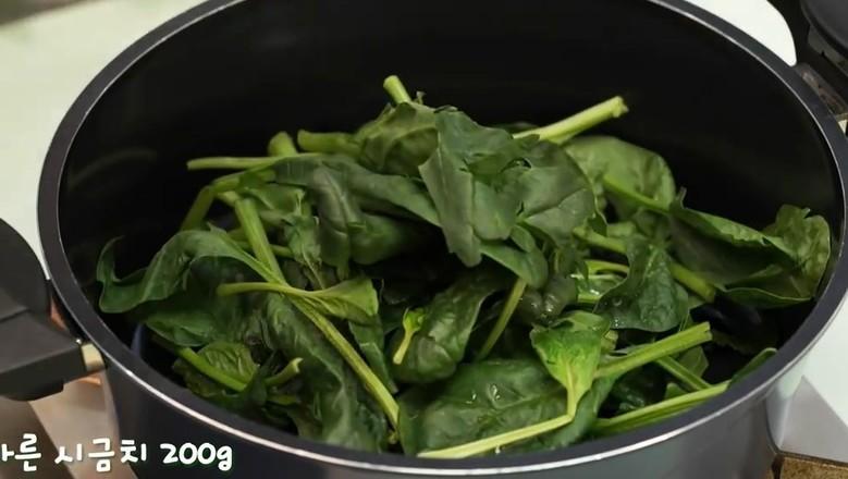 黄油菠菜的做法大全