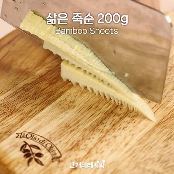 竹笋蘑菇汤的做法大全