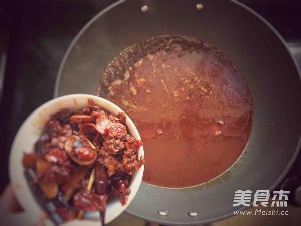 乐山红烧牛肉豆腐脑的家常做法