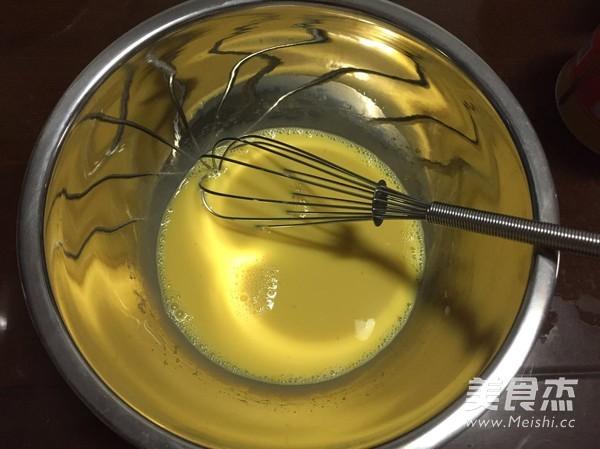 原味蛋挞的简单做法