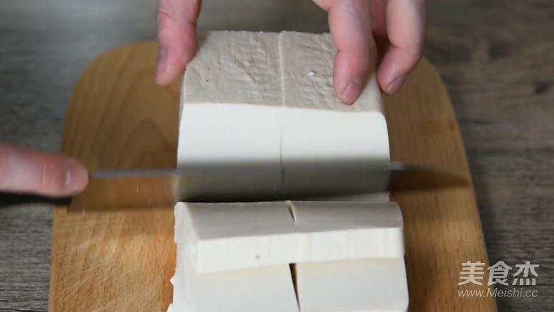 快手菜,糖醋脆皮豆腐的家常做法