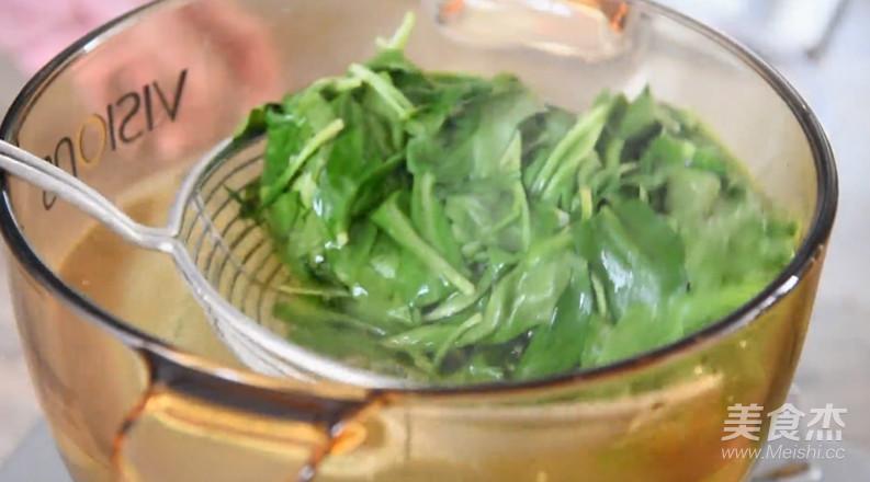 马兰头拌香干美味如此简单怎么做