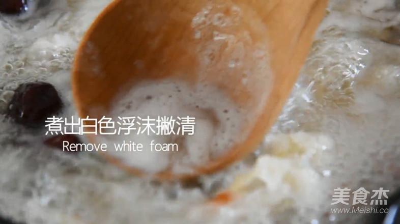银耳莲子汤烹饪手法怎么煮