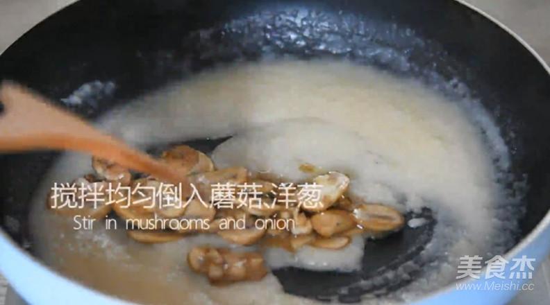 法式奶油蘑菇汤怎么煸