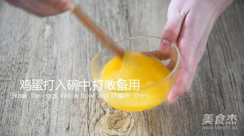 韭黄炒蛋这样搭配好看又好吃的简单做法