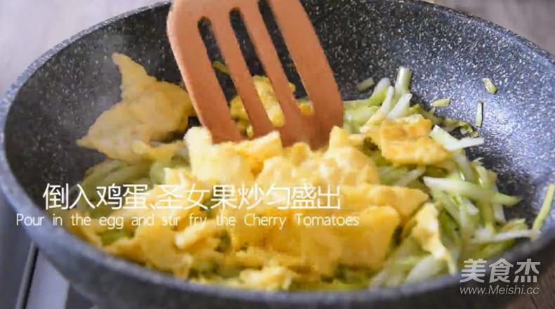 韭黄炒蛋这样搭配好看又好吃怎么煮