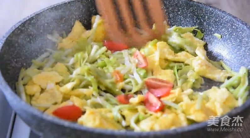 韭黄炒蛋这样搭配好看又好吃怎么炖