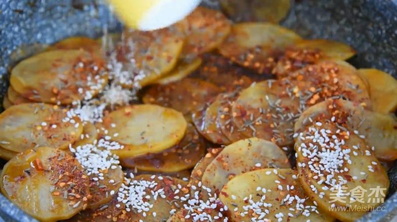 孜然土豆片好吃有妙招怎么煮