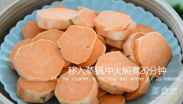 番薯丸的家常做法