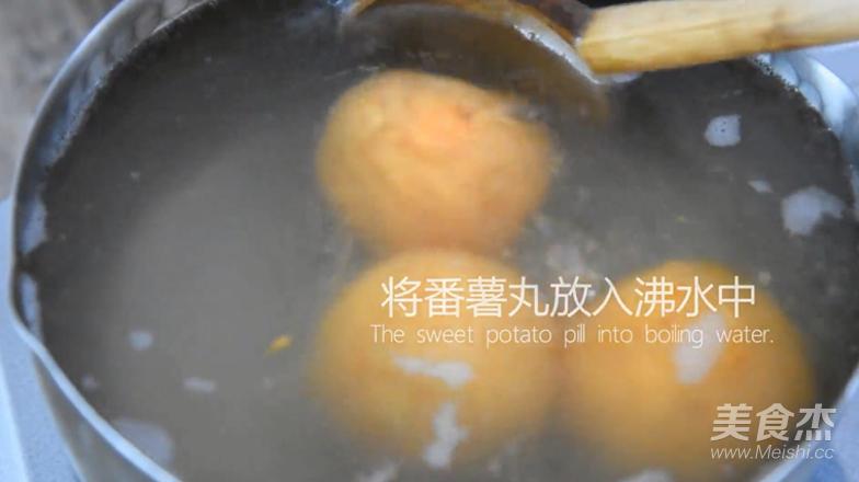 番薯丸怎样炖