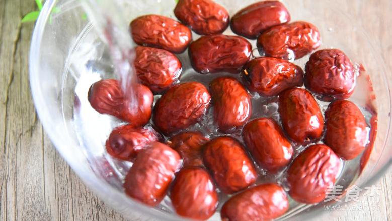 红枣糯米的做法图解