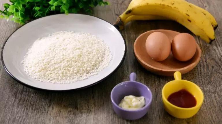 黄金脆皮香蕉的做法大全