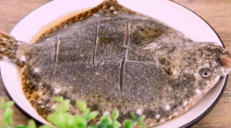 清蒸多宝鱼的做法图解
