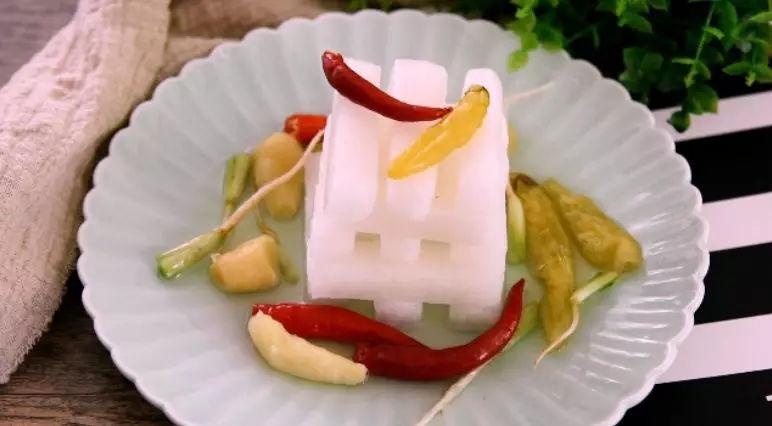 泡椒萝卜怎么煮