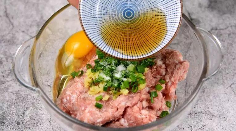 苦瓜酿肉的做法图解