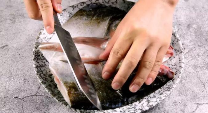 豆鼓蒸鱼的做法图解