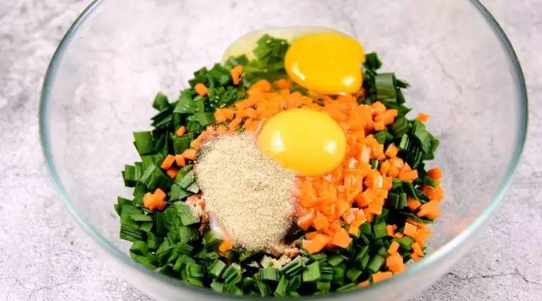 韭菜丸子的做法图解