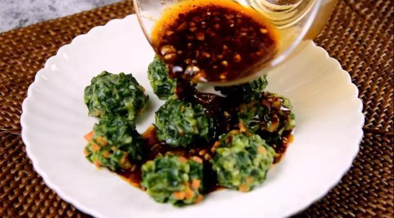 韭菜丸子怎么做