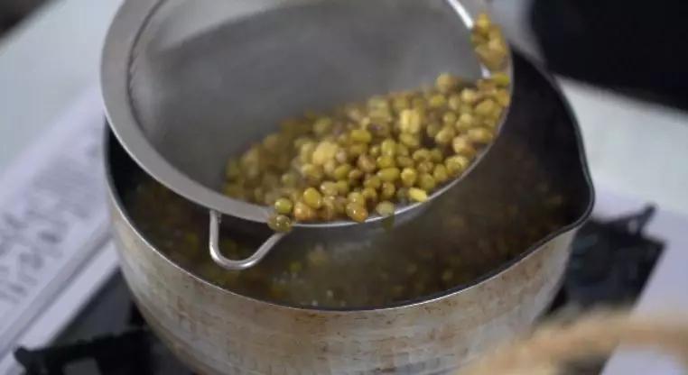 绿豆汤的做法图解