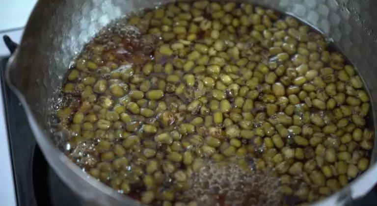 绿豆汤的简单做法