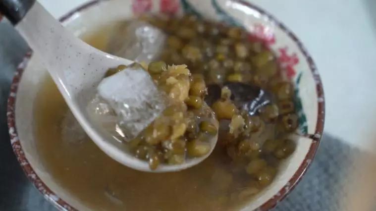 绿豆汤怎么做