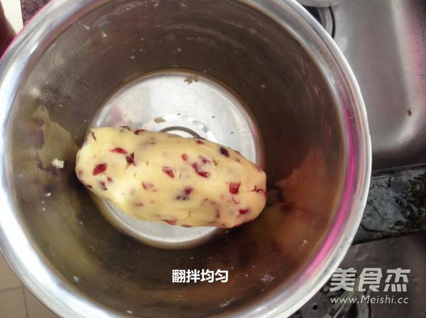 蔓越莓饼干怎么炒
